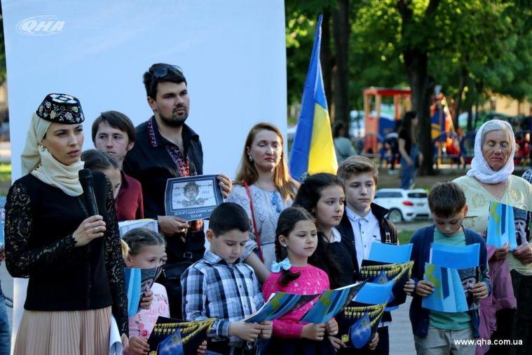 Сколько татар в крыму 2018