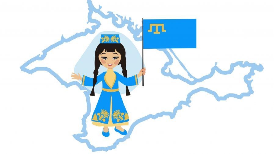 Крымскотатарский рисунок