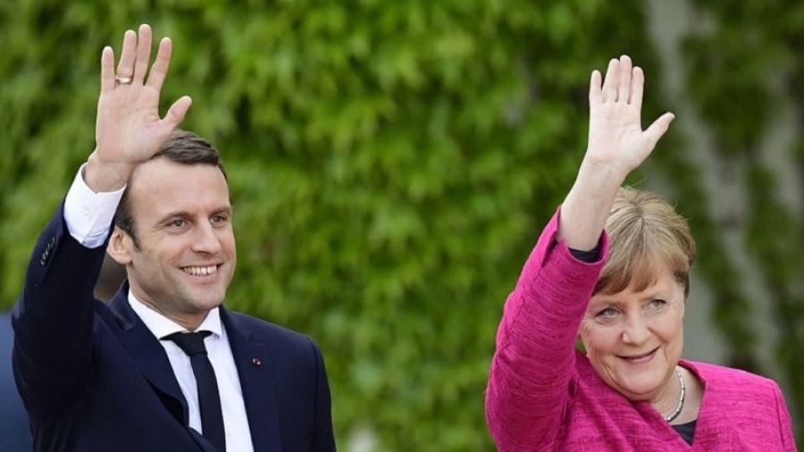 Париж с Берлином возрождают империю Каролингов вместо ЕС