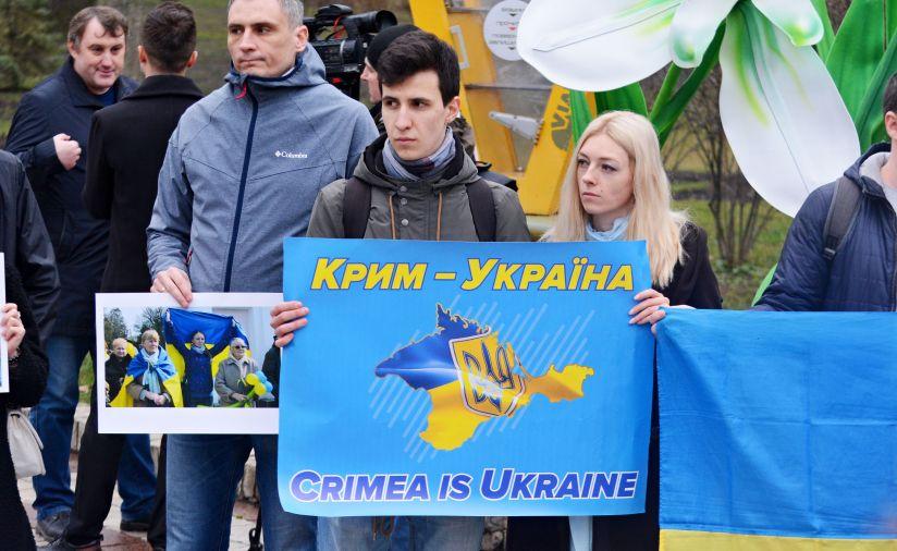 Крымский вопрос на Украине – способ распила бюджета
